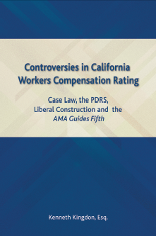 Controversies in California Workers Compensation Rating